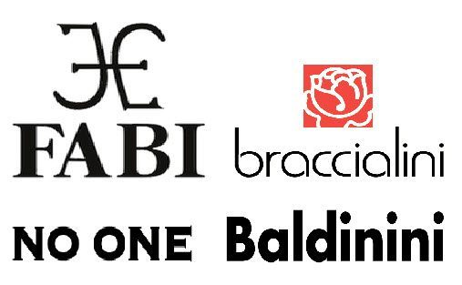 Fabi, No one, Ballin, Vicini, Baldinini, Bracialini