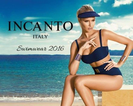 Коллекция Swimwear 2016 by INCANTO
